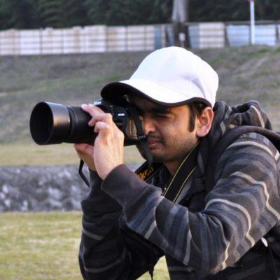 Rishi Ram Parajuli, PhD.